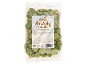 Wolfberry Arašídy wasabi Medium 250 g