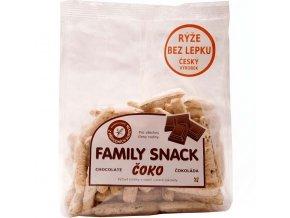 Family snack Čoko 165 g