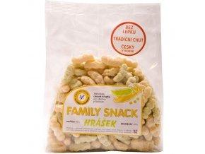 Family snack Hrášek
