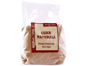 Bionebio BIO Přírodní třtinový cukr Naturala 400 g