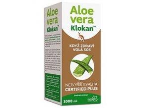 Klokan Aloe vera 1000 ml