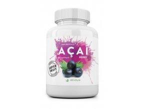Allnature Acai berry 60 kapslí