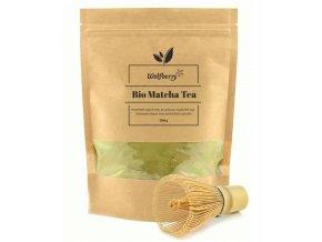 Wolfberry Matcha tea sada
