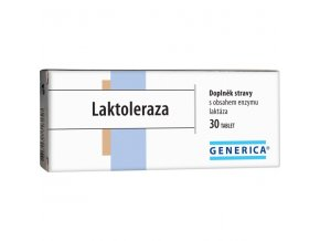 Generica Laktoleraza 30 tbl.