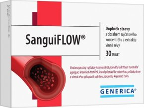 Generica SanguiFLOW® 30 tbl.