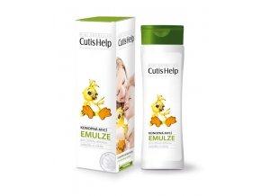 CutisHelp mimi Konopná mycí emulze 200 ml