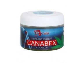 Dr.Cann CANABEX konopné mazání chladivý gel 220 ml