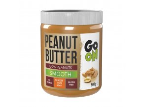 GO ON Arašídové máslo 470 g
