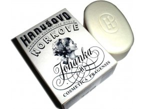 Merco Hanušovo přírodní kosmetické mýdlo norkové Johanka 100 g