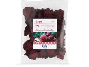 Pure Way Červená řepa - chipsy 50 g