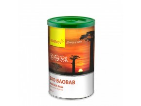 Dragon superfoods Bio Baobab prášek Raw 100 g