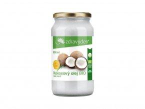 ZdravýDen® BIO Kokosový olej bez vůně