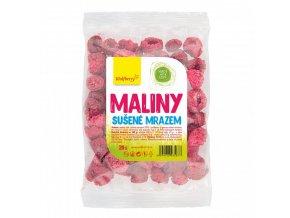 Wolfberry Maliny - celé sušené mrazem 20 g