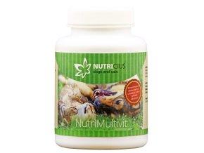 Nutricius NutriMultivit - multivitamin pro psi a kočky 100 g