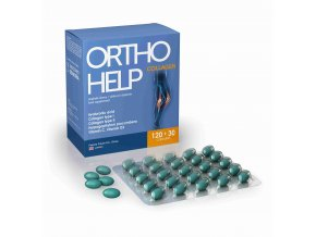 Pharma Future Ortho Help Collagen 120 kapslí + 30 kapslí ZDARMA
