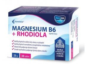 magnesium b6 rhodiola 30 tablet