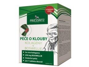 Priessnitz Péče o klouby Kolageny + Boswellie 90 tbl.