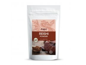 Dragon superfoods Bio Reishi prášek Raw 100 g