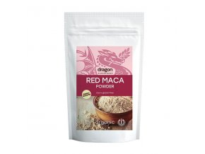 Dragon superfoods Bio Maca červená Raw 100 g