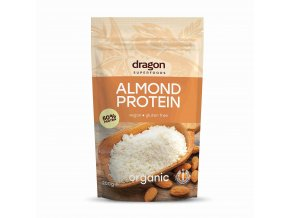 Dragon superfoods Bio Mandlový protein Raw 200 g