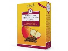 Adveni Kaše s čirokem, jablkem a skořicí 300 g