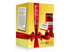 Apotex Apo-Curenzym Forte 60 kapslí + Regenerační krém na ruce Garnier 100 ml
