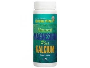 Natural Vitality Calm Magnesium Plus Calcium 226 g