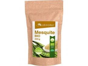 ZdravýDen® BIO Mesquite RAW 200 g