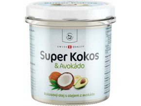 Herbamedicus Super Kokos & Avokádo - superpotravina 300 ml