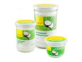 Wolfberry BIO Panenský kokosový olej