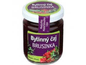 Madami Pečený bylinný čaj Brusinka 55 ml