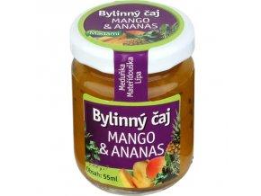 Madami Pečený bylinný čaj Mango & Ananas 55 ml