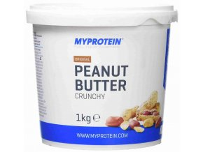 myprotein arasidove maslo crunchy 1000 g