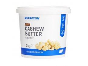MyProtein Kešu máslo crunchy (křupavé) 1000 g