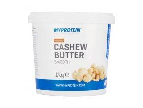MyProtein Kešu máslo smooth (jemné) 1000 g