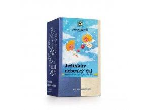 Sonnentor BIO Ježíškův nebeský čaj n. s. 18 x 1,5 g