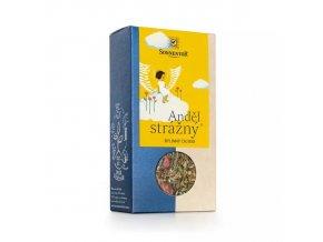 Sonnentor BIO Anděl strážný - sypaný čaj v krabičce 80 g