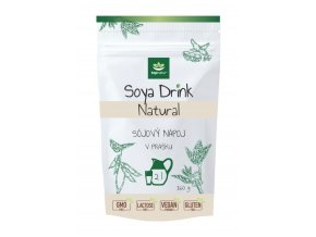 Topnatur Soya Drink Natural 160 g