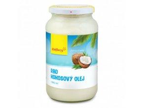 Wolfberry BIO RBD Kokosový olej 1000 ml