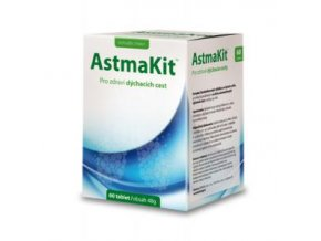 Brainway AstmaKit 60 tbl.