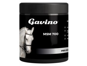 Gavino MSM pro koně 700 g DMT: 12.10.2018