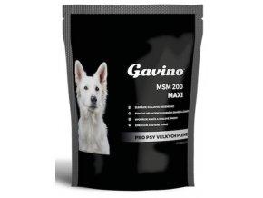 Gavino MSM Maxi pro psy 200 g