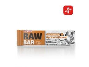 Nutrend Raw Bar Meruňka + mandle 50 g
