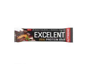excelent protein bar 85g nugat