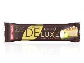Nutrend Deluxe proteinová tyčinka Citronový cheesecake 60 g