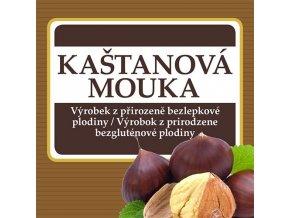 Adveni Kaštanová mouka 250 g