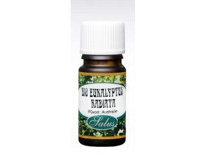 Saloos BIO Eukalyptus Radiata - esenciální olej 5 ml
