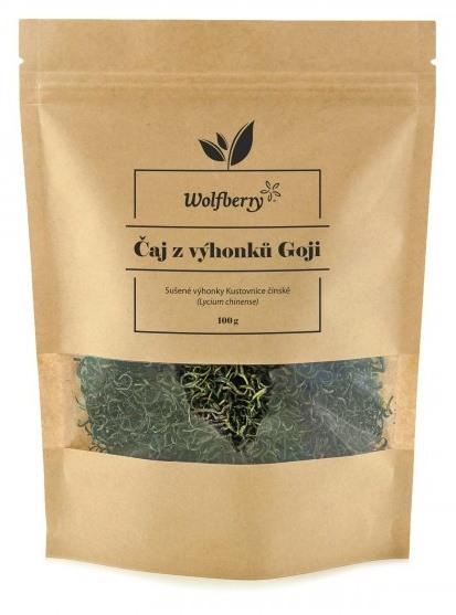 Wolfberry Čaj z výhonků GOJI 100 g