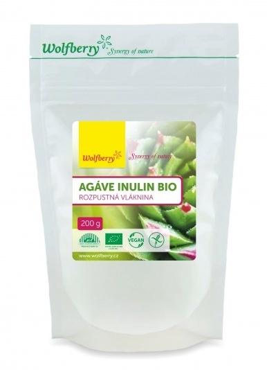 Wolfberry BIO Agáve inulin 200 g