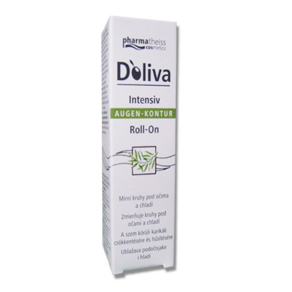 Doliva Olivový intenzivní oční Roll-On 15 ml